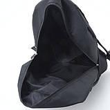Рюкзак Reebok, рибок. Популярная модель. Серый / R3, фото 4