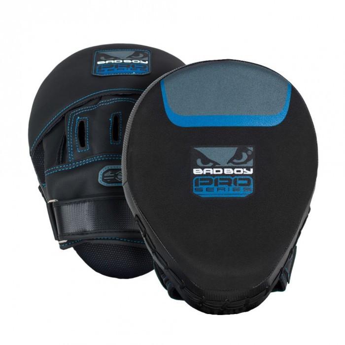 Лапы боксерские Bad Boy Pro Series 3.0 Precision Blue