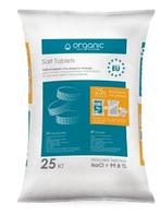 Соль таблетированная Organic, мешок 25 кг (Польша)