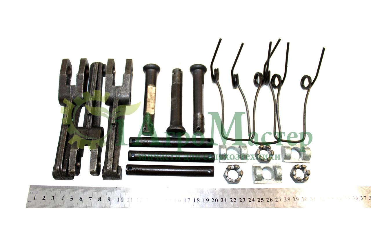 Набір корзини зчеплення (з тягами важеля) Д-65, ЮМЗ-6К