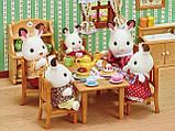 Семья Шоколадных кроликов Sylvanian Families, фото 3