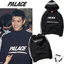 Теплое худи кенгуру Adidas x Palace, фото 7