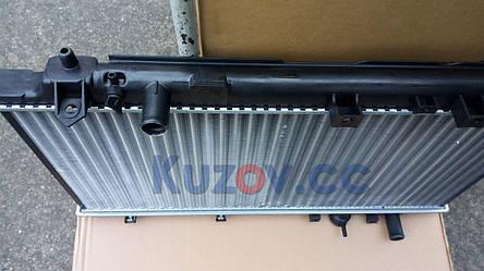 Радиатор охлаждения двигателя Mazda 323 1995-1998 C (BA), фото 2