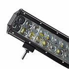 Светодиодная автофара (18 LED) 5D-54W-SPOT Балка на крышу, фото 3