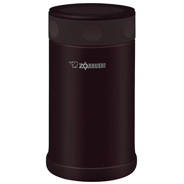 Термоконтейнер харчової ZOJIRUSHI SW-FCE75TD (0,75 л), чорний