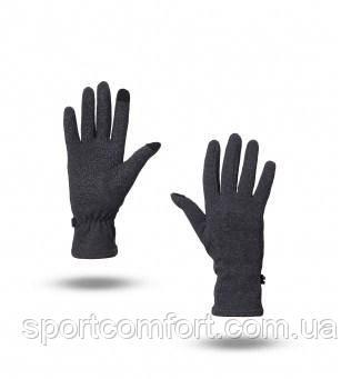 Рукавички жіночі сірі freever