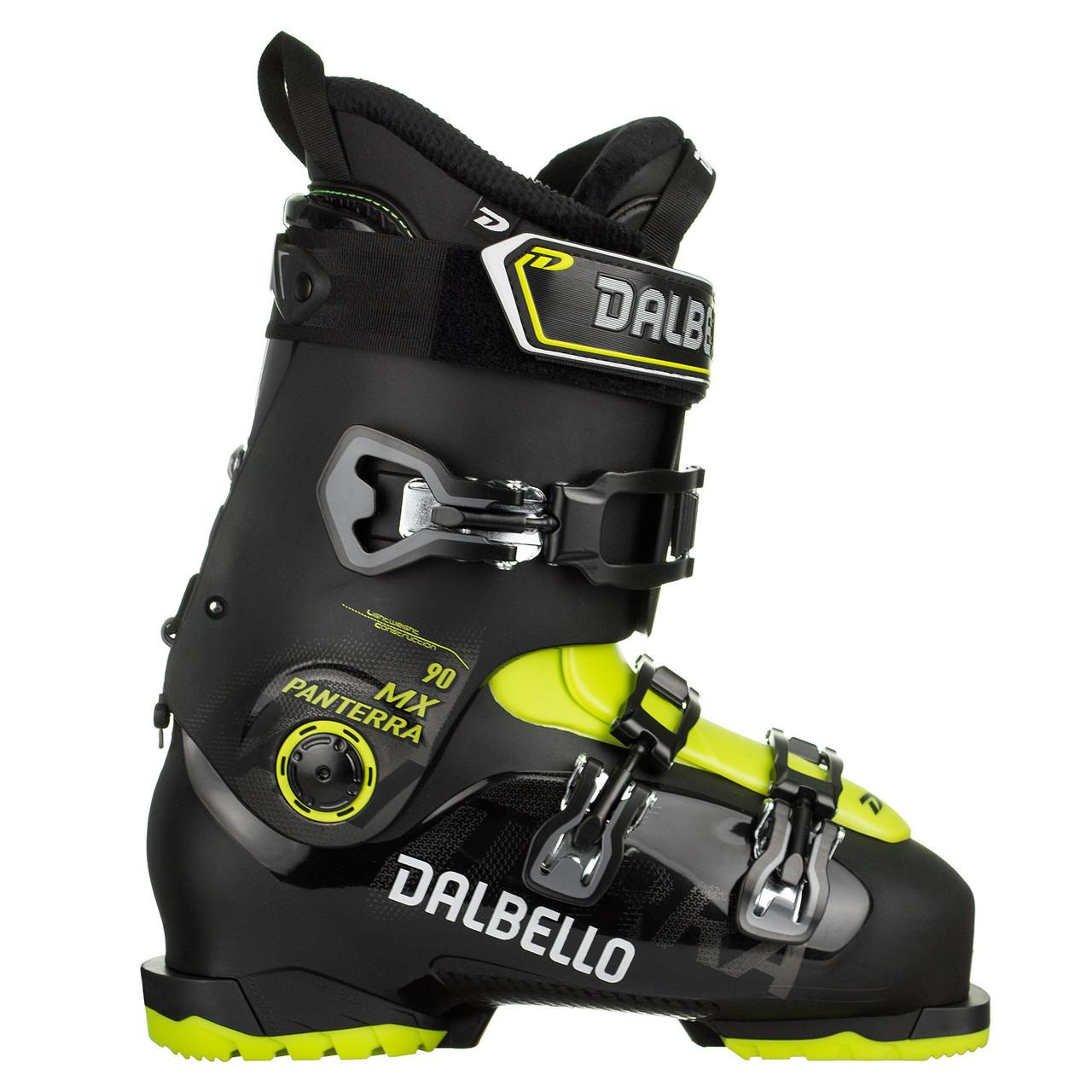 Гірськолижні черевики Dalbello Pantera 90 28,5 Black-Green