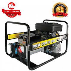 Бензиновый генератор сварочный AGT WAGT 220/5 DC BSBE (Сварочный генератор AGT)