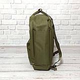 Комплект рюкзак, сумка + органайзер Fjallraven Kanken Classic, канкен класик. Хаки, haki, фото 4