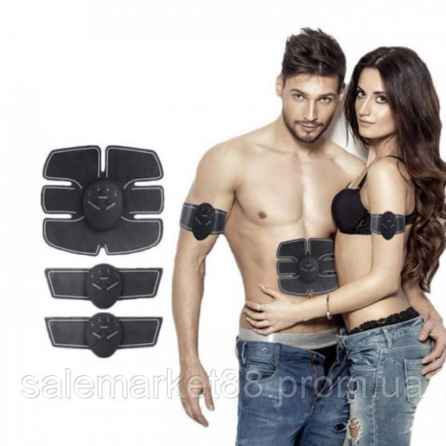 New original!!! Миостимулятор для пресса Smart Fitness EMS Fit Boot Toning-S Plus