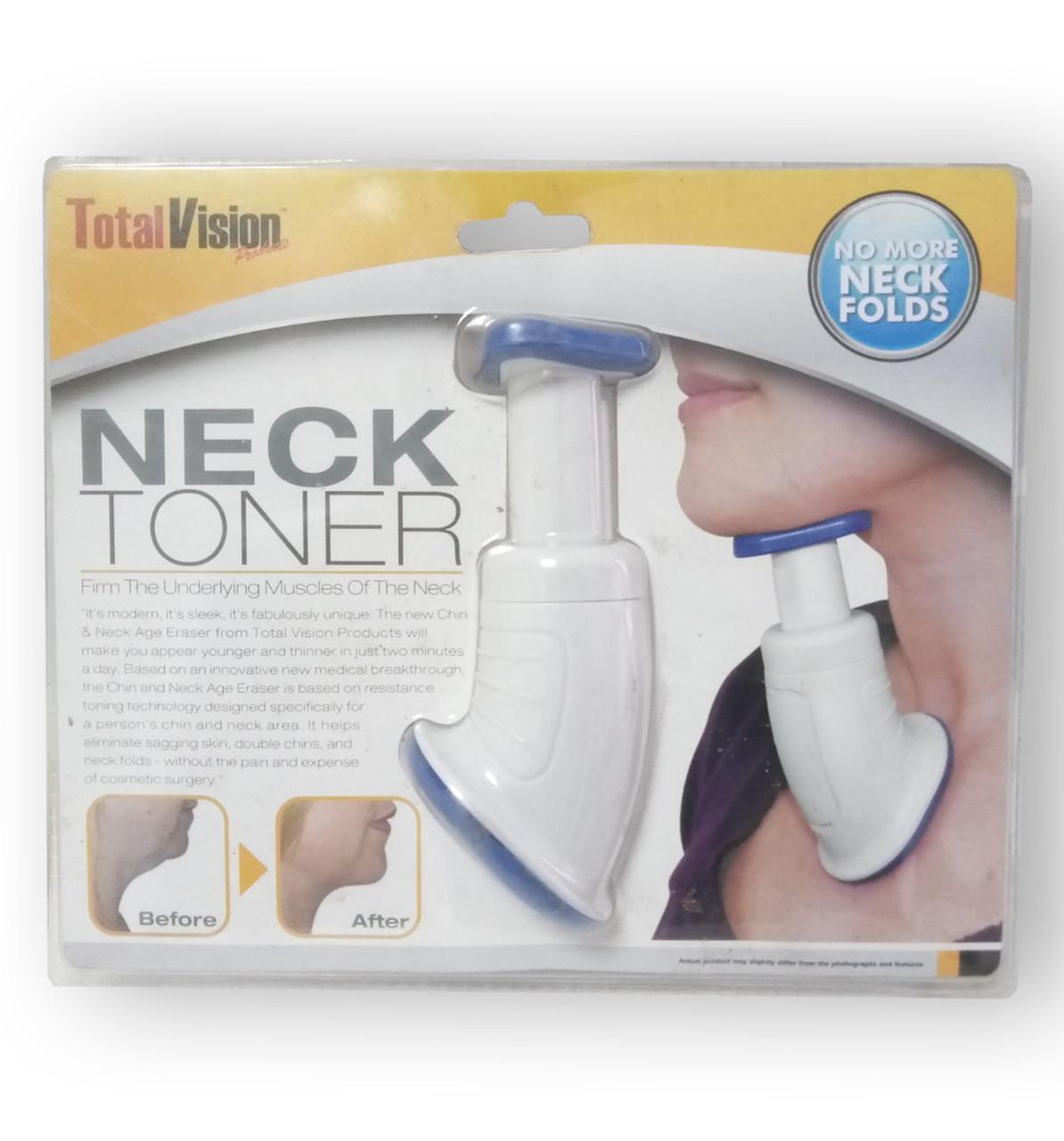 Neck Toner - Тренажер от второго подбородка