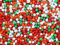 Посыпки кондитерские — Шарики разноцветные микс №8