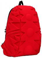 MadPax Рюкзак Exo Full цвет Red красный