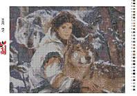 Алмазная вышивка АВ 2004