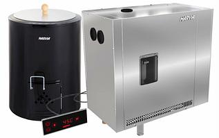 Парогенераторы, водонагреватели и другое оборудование для саун и бань