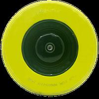 Колесо DETEX DW-PU 4.0*8 поліуретанове металевий диск на підшипнику
