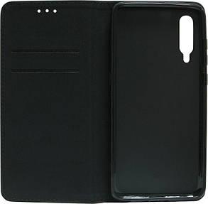 Чехол-книжка Xiaomi Mi9 black Leather, фото 2