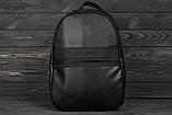 Городской повседневный рюкзак Calvin Klein, кельвин. Черный, фото 4