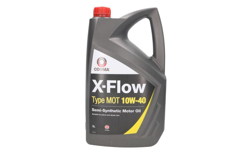 Моторное масло Comma X-Flow MOT 10W40 (5л)