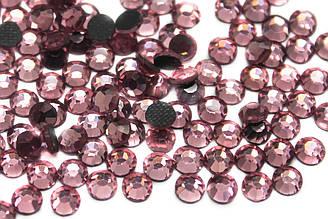Стразы клеевые DMC, ss16(4mm).Цена за 1440шт, Цвет Розовый