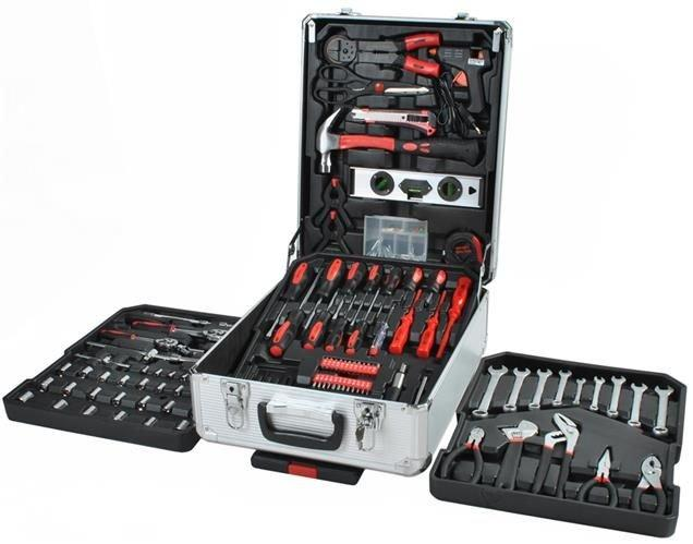Универсальный набор инструментовMalatec 187 елементов