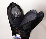Вместительный рюкзак SwissGear, свисгир. Черный с синим. 35L / 7697 blue, фото 7