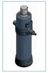 """Гидроцилиндр UMB 169-4-2980-K265-50-3/4""""-HC (подкузовной) HYVA 71406851"""