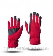 Перчатки женские желтые, красные freever
