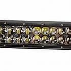 Автофара балка LED на крышу (66 LED) 5D-198W-MIX, фото 4