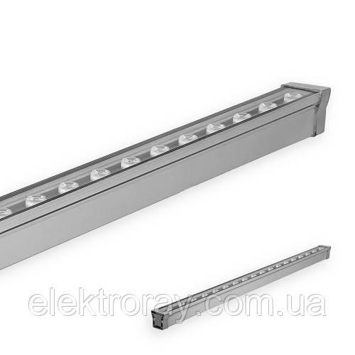 Прожектор линейный архитектурный 18w 1770 Lm 2700k IP65 Feron LL-889