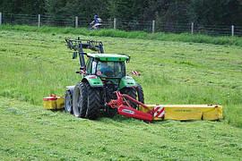 Косилки тракторные