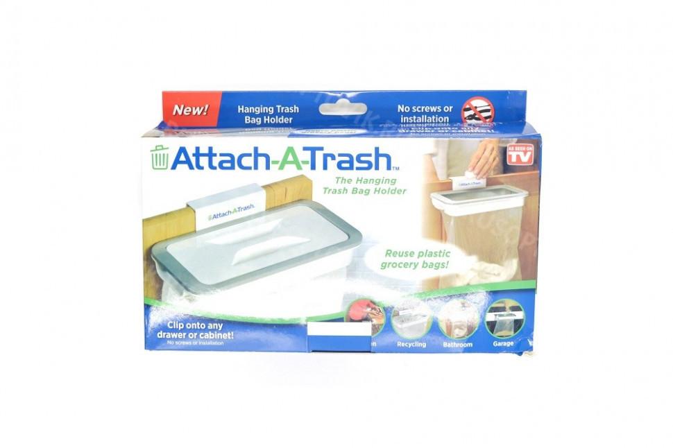 ТРИМАЧ ДЛЯ СМІТТЄВИХ ПАКЕТІВ НАВІСНИЙ Attach-A-Trash