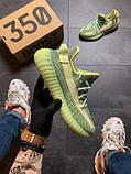 Жіночі Кросівки Adidas Yeezy Boost 350 v2 Yeеzreel Reflective, фото 2