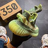 Жіночі Кросівки Adidas Yeezy Boost 350 v2 Yeеzreel Reflective, фото 5