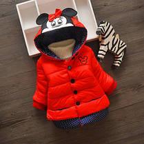 Детская курточка микки маус, фото 3