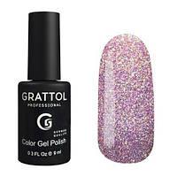 Гель-лак Grattol Quartz 06, 9 мл