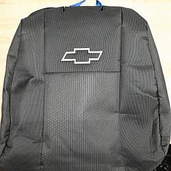 Чехлы на Шевроле Эпика 2006-2012 /авто чехлы Chevrolet Epica (эконом)