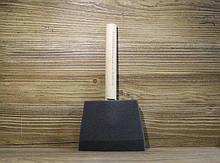 """Кисті з пенополивинил хлориду, Foam Brush, 4""""/100 mm., Rustins"""