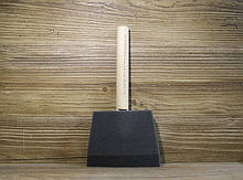 """Кисті з пенополивинил хлориду, Foam Brush, 1""""/25 mm., Rustins"""