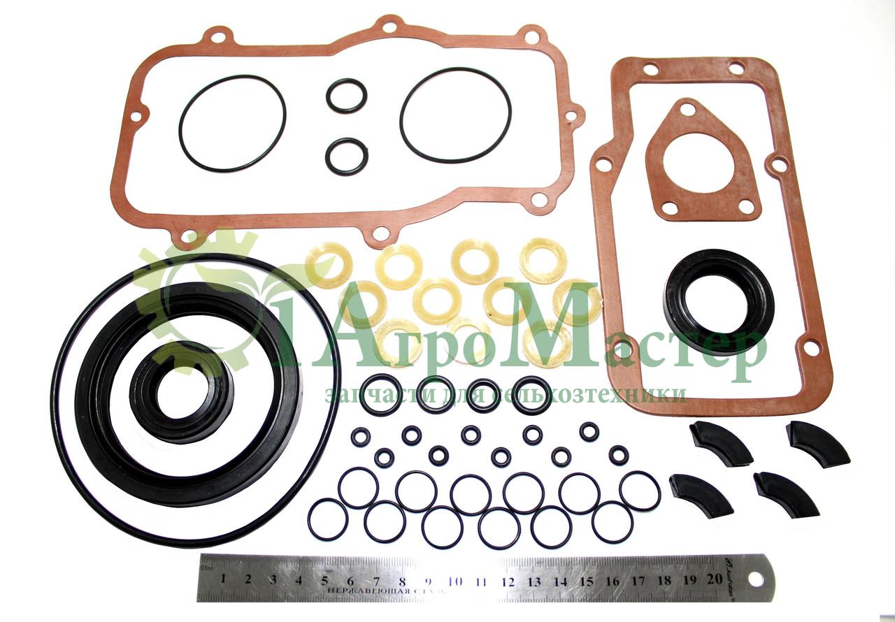 Ремкомплект ТНВД+прокладки двигатель ЯМЗ-240 (манж. 25х42, 32х47) К-700, К-701