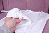 Нарядный комплект для новорожденного мальчика Фрак New белый, фото 4
