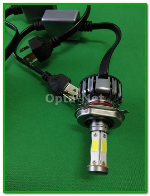 Светодиодные Led лампы для авто V18s H4