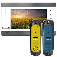 Intercom IM-12 комплект видеодомофона