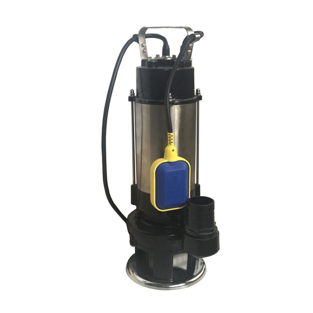 Насос фекальный с режущим механизмом Optima V1500 QG 1.5 кВт