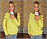 Жеский свитер Турция, фото 4
