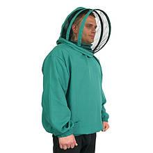 Куртка бджоляра габардин з маскою «Євро»