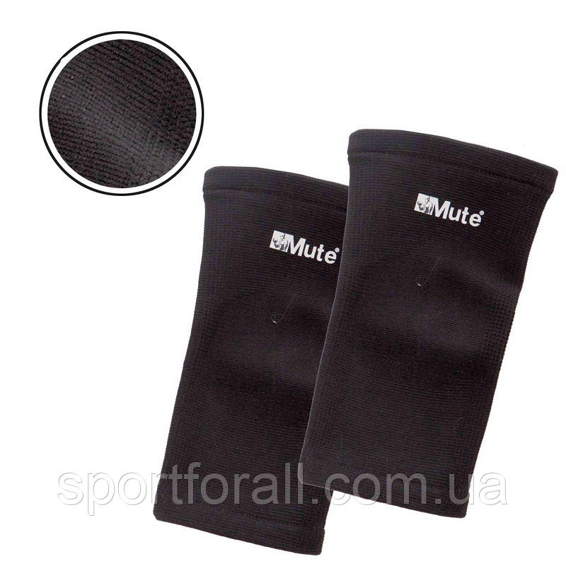 Налокотник еластичний MUTE (неопрен, чорний) 9059