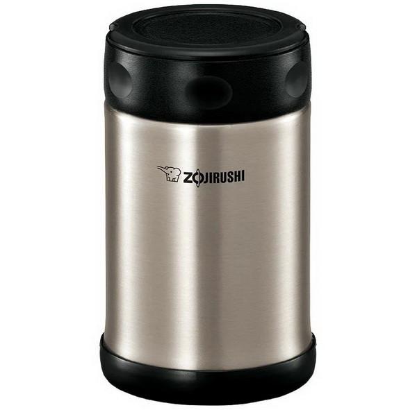 Термоконтейнер пищевой из нержавеющей стали Zojirushi SW-FCE75XA (0,75л), стальной