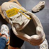 Женские Кроссовки Adidas Yeezy Boost 500 Blush, фото 6
