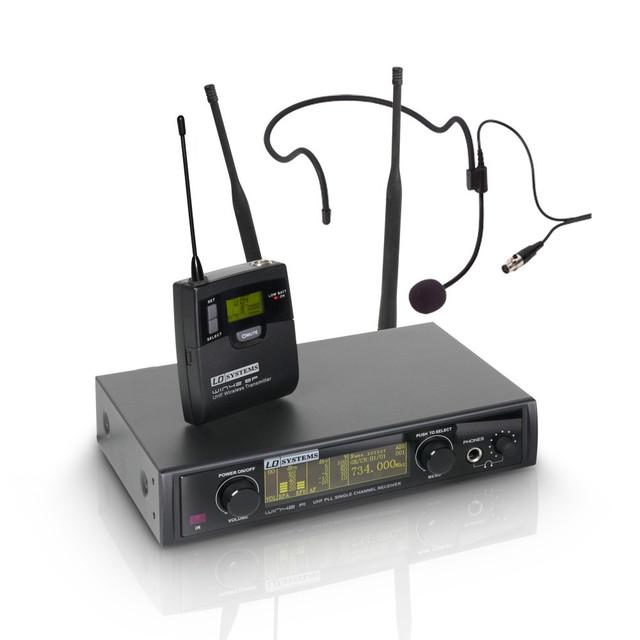 Радиосистема с головной гарнитурой LD Systems WIN42BPH